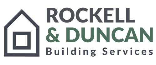 Rockell and Duncan Building Services Mobile Logo