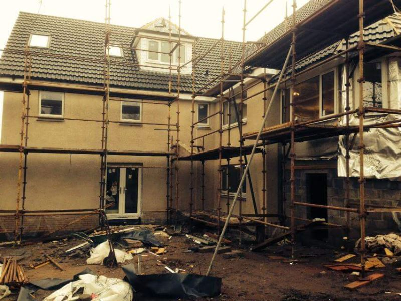 Building Works and Extensions