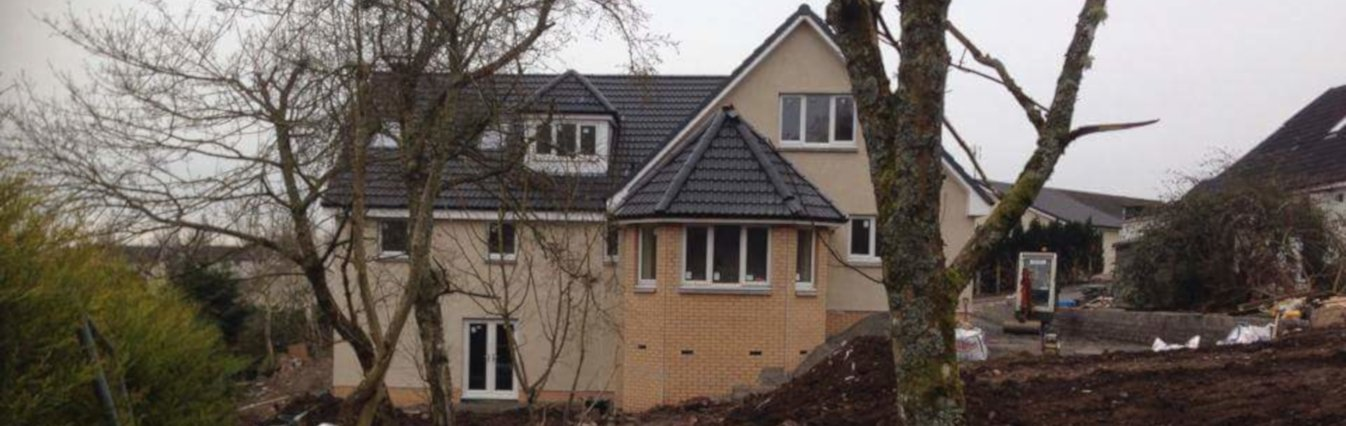New Builds Dunfermline